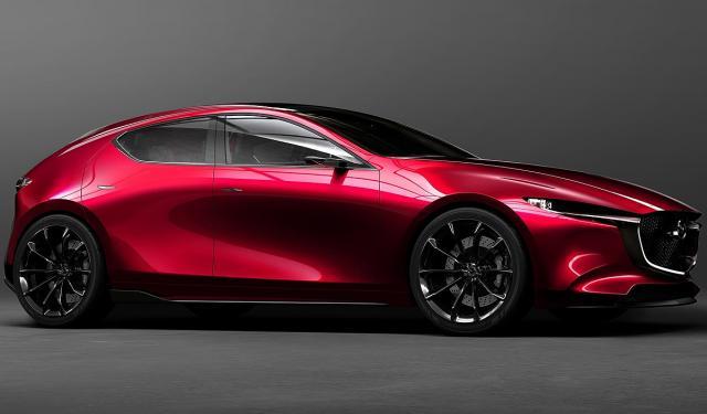 Mazda Kai Concept iz 2017.