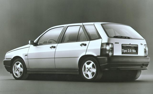 Originalni FIAT Tipo s kraja 1980-tih