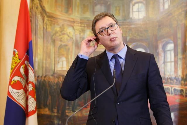 Srpska stranka CG podržava politiku Vučića o KiM