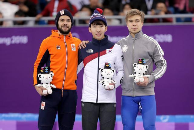 Zimske Olimpijske Igre  2018. -  Pjongčang, Južna Koreja 9308297465a7ef3478ee3b932204325_w640