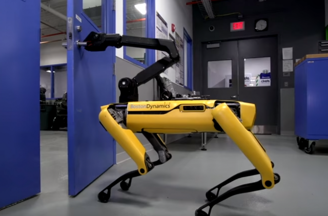 Foto: Youtube Screenshot/ BostonDynamics