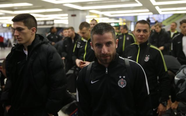 FOTO: FK Partizan.rs