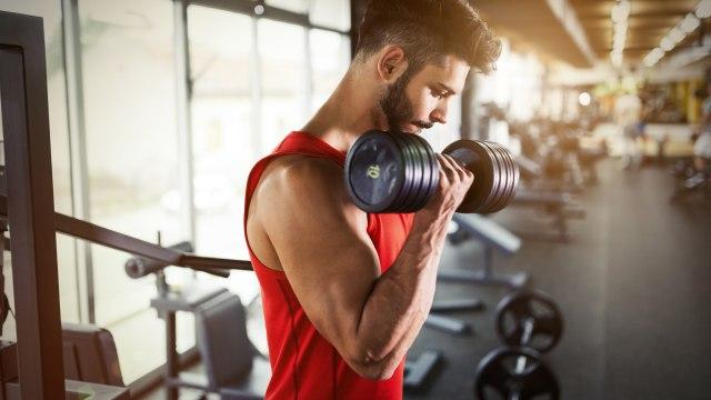 Тренировки для мужчин.  Make Fitness