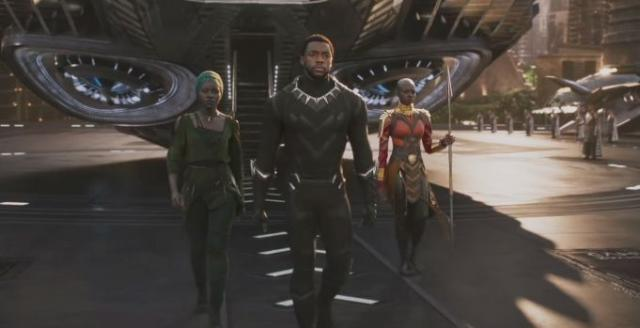 superherojski film Black Panther