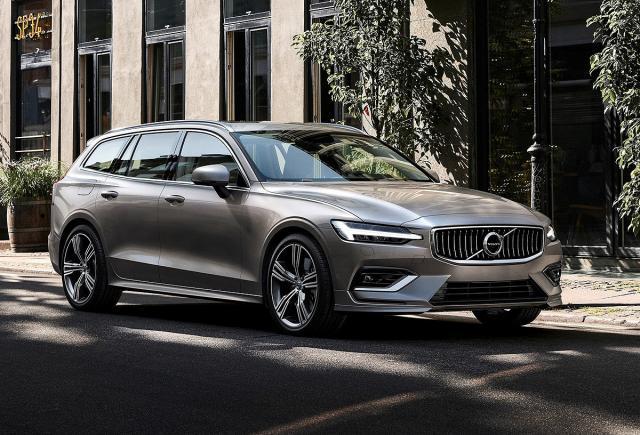 Volvo V60 za 2019.