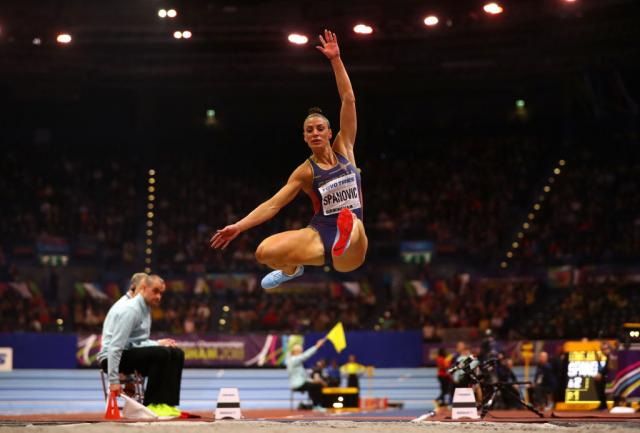 Photo by Michael Steele/Getty Images for IAAF