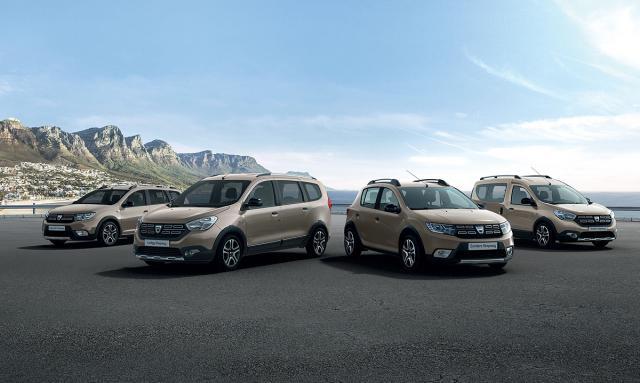 Dacia Stepway Limited Edition serija