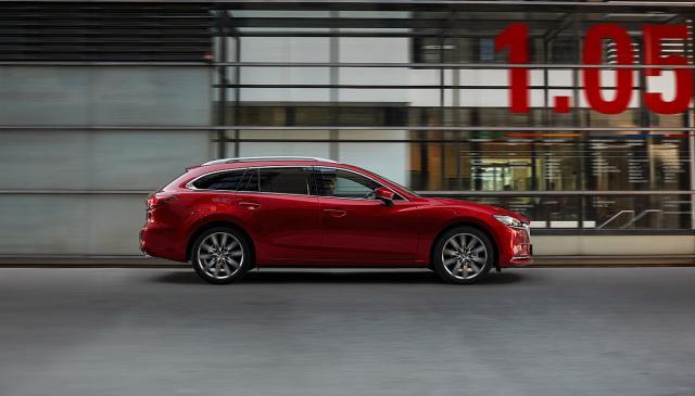 Mazda6 Wagon (redizajn)