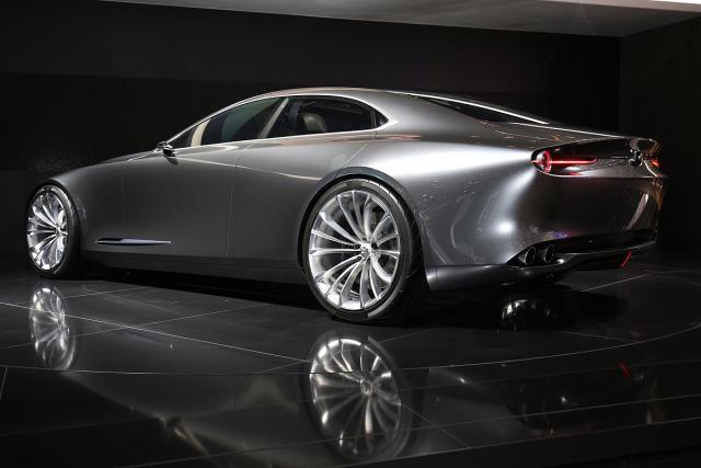 Mazda Vision Coupe Concept (Foto: Newspress)