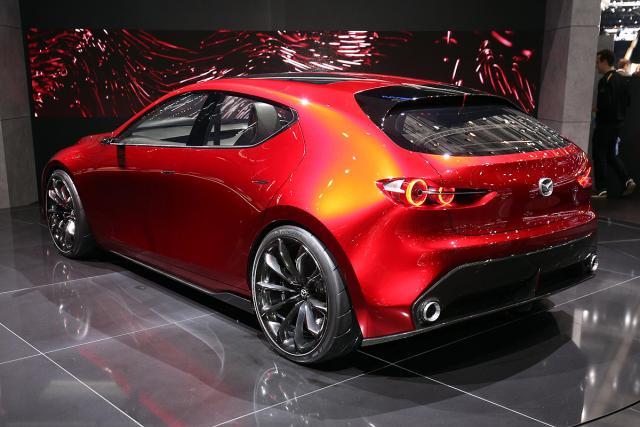 Mazda Kai Concept (Foto: Newspress)