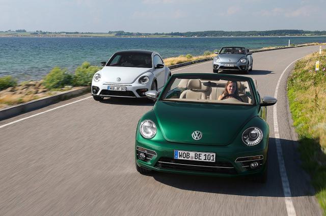 VW Beetle iz 2017.