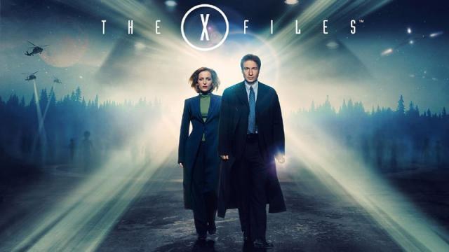 naučno-fantastična tv-serija Dosije X
