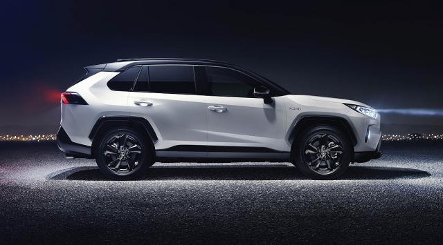 Toyota RAV4 Hybrid za 2019.