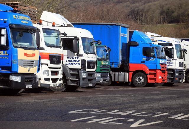 Kamioni na Batrovcima i Horgošu čekaju čak sedam sati