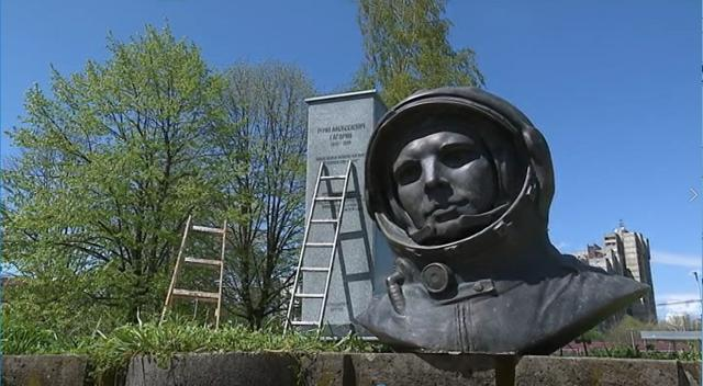 Controversial Gagarin Monument To Be Removed New One Built