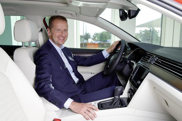 Novi direktor, Herbert Dis, na čelo VW grupacije dolazi iz matičnog brenda Volkswagen