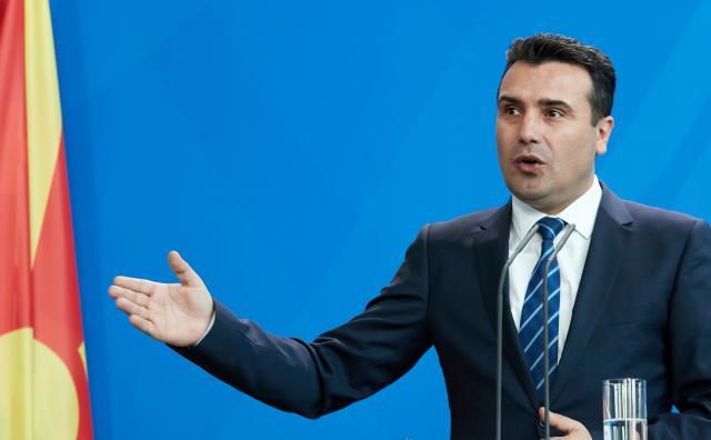Zaev oslobođen optužbe da je primio 160.000 evra mita
