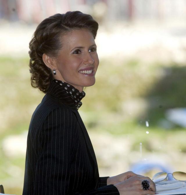 "Luksuzan ivot ""Prve dame pakla"": Ko je Asma al Asad? FOTO ..."