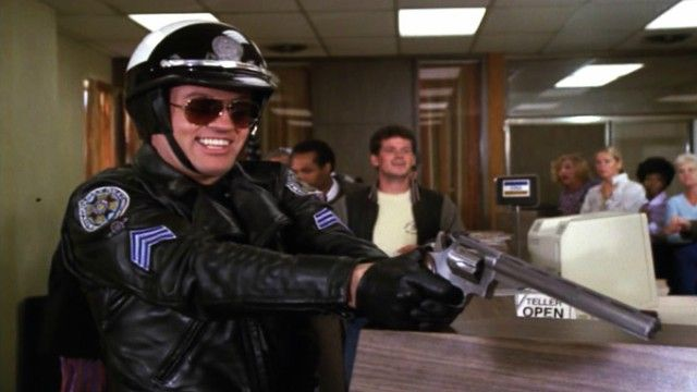 Policijska akademija 4: Graðanska patrola
