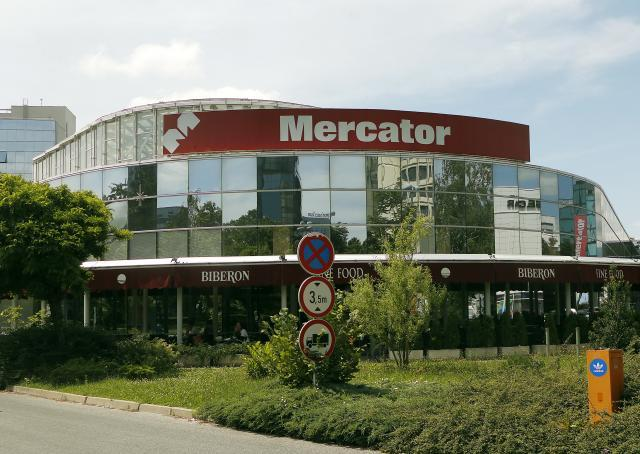 Mercator is one of the retail chains owned by Agrokor (EPA, file, illustration purposes)