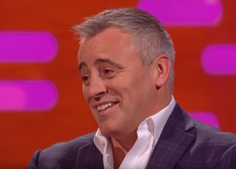 Foto: Youtube Screenshot/ The Graham Norton Show