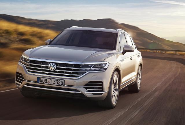 Novi Touareg je prvi model Volkswagena koji će imati termalnu kameru