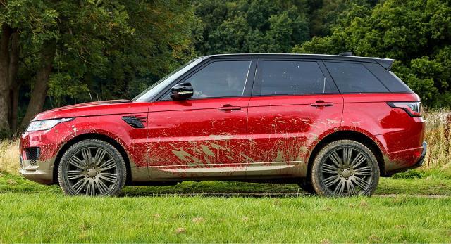 Original - Range Rover Sport