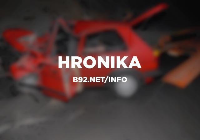 Teška nesreća u BG: Poginula devojka, još dvoje povređeno