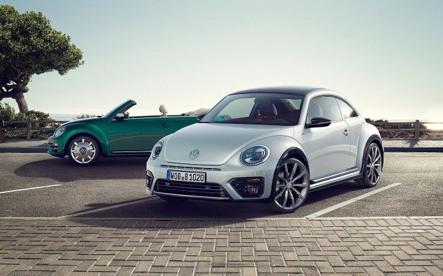 VW Beetle Coupe i Cabrio