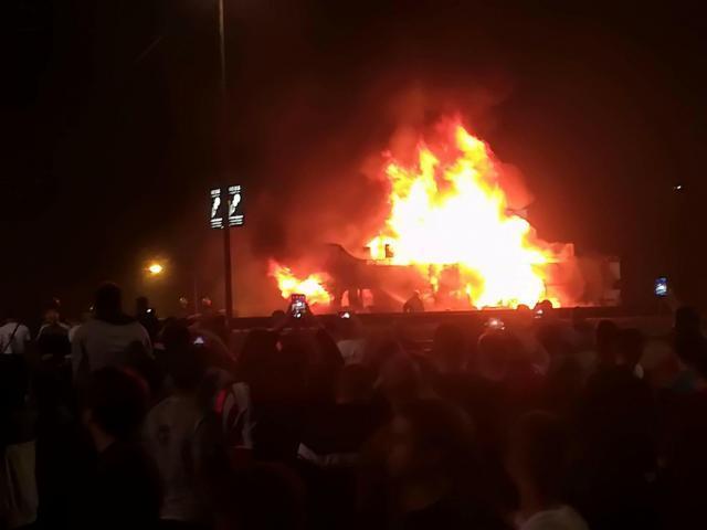 """""""Lasta"""" se oglasila zbog Zvezdinog autobusa / VIDEO"""