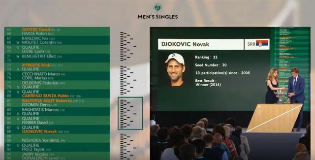 Foto: Youtube screenshot/Roland Garros