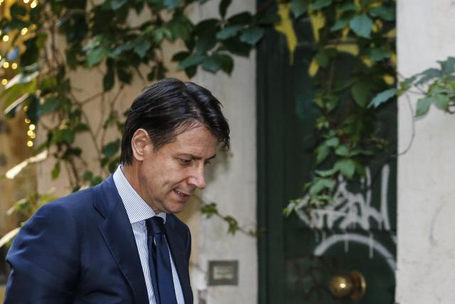 Konte vratio mandat; Matarela: Vrlo brzo o izborima