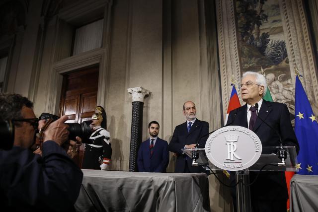 Salvini: Italiji potrebni novi izbori