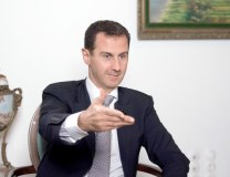 Syrian President Bashar al Assad (EPA, file, illustration purposes)