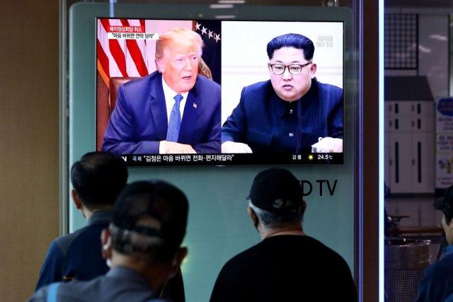 """AP: Tramp u Severnoj Koreji više nije """"izlapeli starac"""""""