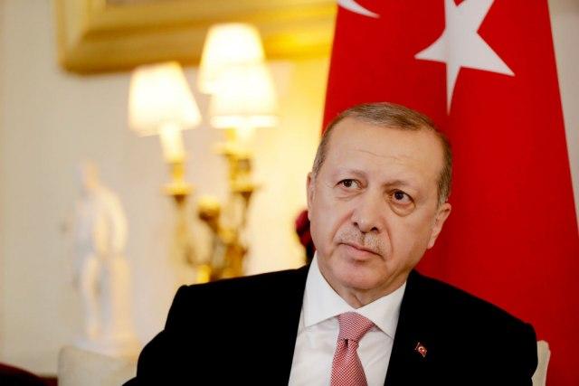 U ponedeljak inauguracija Erdogana, prisustvuje i Vučić