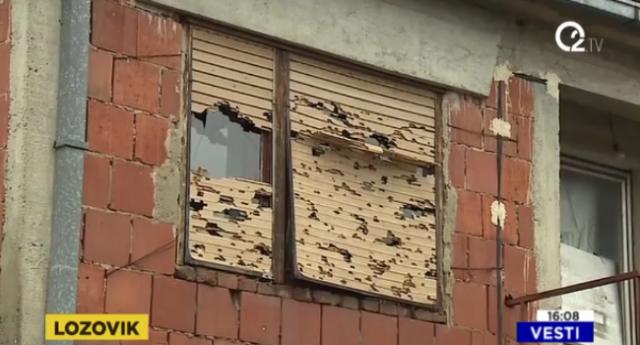 Kataklizma u Lozoviku, ledene kugle polomile sve VIDEO