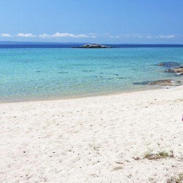 Plaža Kalogria / thinkstock photo