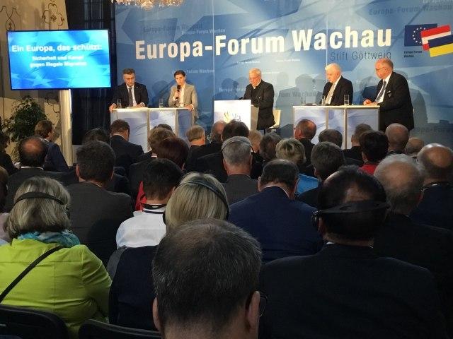 Srbija pouzdan partner u borbi protiv migracija