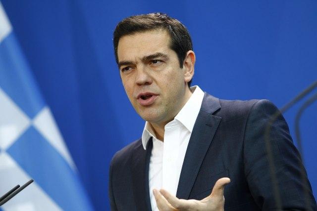 Grci glasaju o poverenju Ciprasovoj vladi