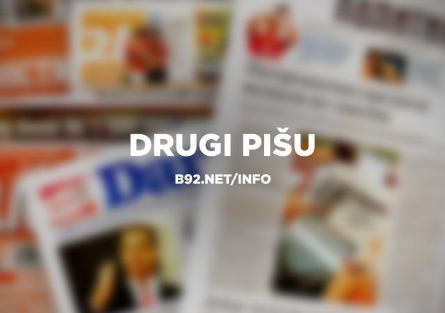 Prvi trag u slučaju novinara Cvetkovića