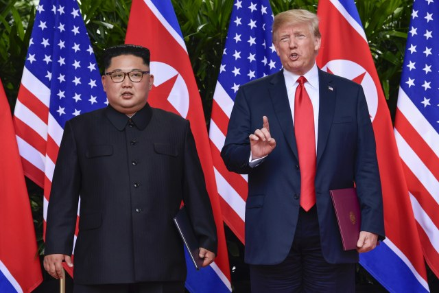 Dogovor sa Kim Džong Unom spasava milione ljudi