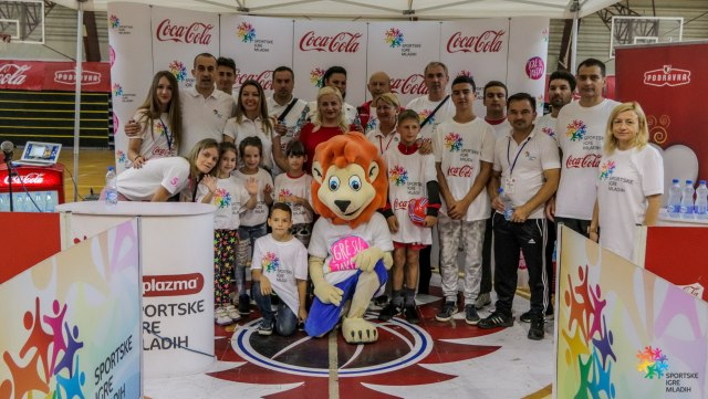 Završena prva faza Sportskih igara mladih u Kragujevcu