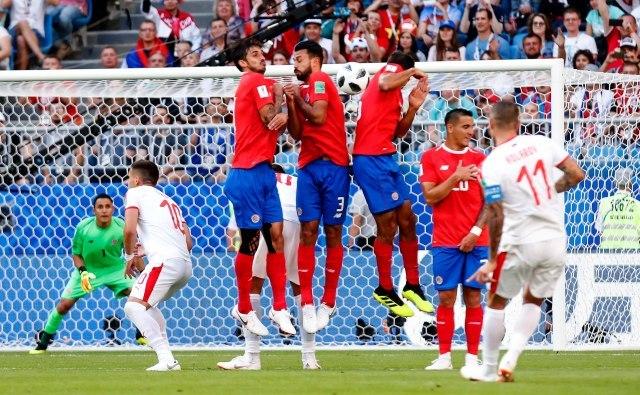 World Cup Serbia Win Thanks To Stunning Free Kick Goal Societyenglish On B92 Net