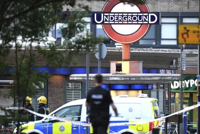 Eksplozija u metrou, ima povređenih VIDEO