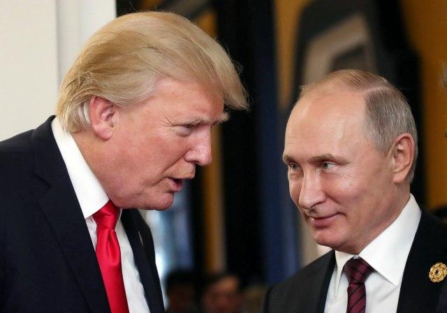 """Na """"meniju"""" Trampa i Putina i pitanje 13.300 bojevih glava"""
