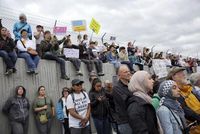 Amerikanci na nogama zbog Trampove imigracione politike