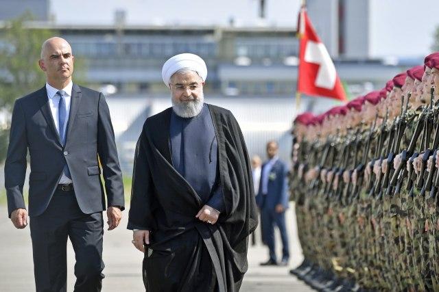"""""""SAD izolovanije nego ikad po pitanju sankcija Iranu"""""""