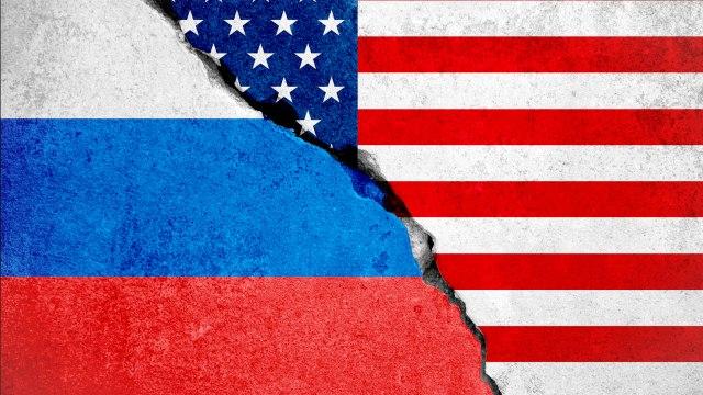 Amerika salje marince, Moskva