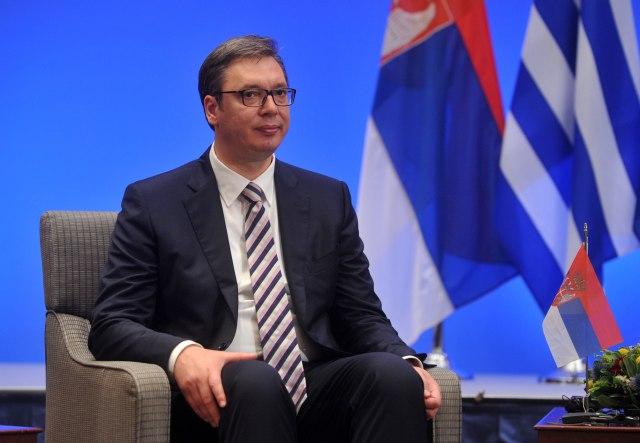 Vučić: Daću sve od sebe, nije mi cilj da postanem bogat